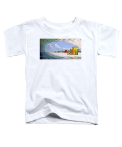 Siesta Key Curl - Toddler T-Shirt