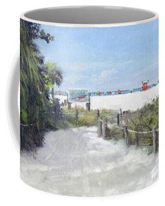 Siesta Key Public Beach Access - Mug