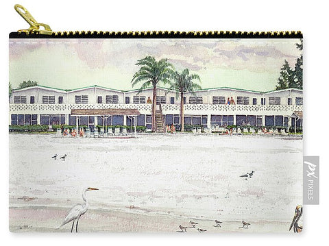 Siesta Royale Condo, Beachfront, Siesta Key - Carry-All Pouch