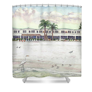 Siesta Royale Condo, Beachfront, Siesta Key - Shower Curtain