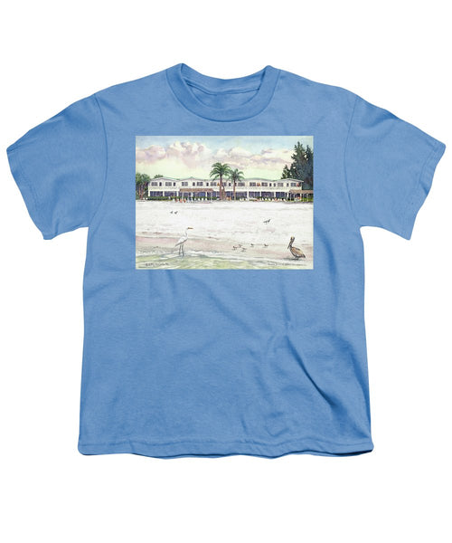 Siesta Royale Condo, Beachfront, Siesta Key - Youth T-Shirt