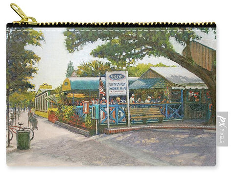 Skob, Siesta Key Oyster Bar - Carry-All Pouch