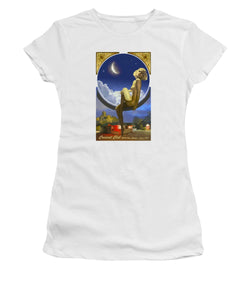 The Crescent Club Poster Without Logo - Women's T-Shirt