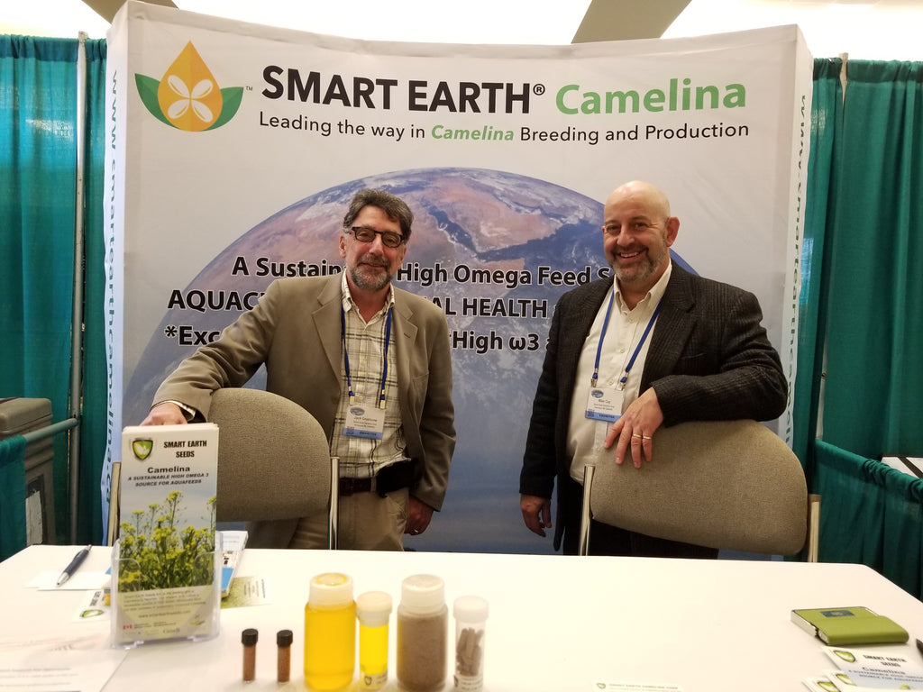 Smart Earth attends World Aquaculture Society Meetings