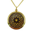 Gold Pendant Celtic Star