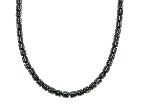 Iron Ore Necklace Drum 55cm