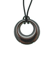 Iron Ore Round Agogo/Leather