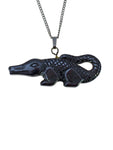 Iron Ore Crocodile On Chain