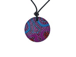 Iron Ore Round - Aboriginal Art