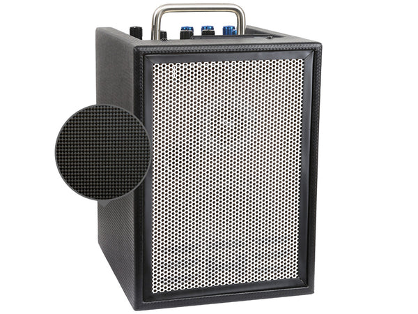 Elite Acoustics Factory Refurbished A1-4-CFB Rechargeable Acoustic Amplifier w/ EFX
