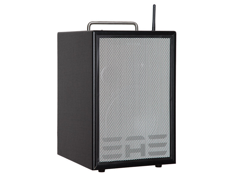 "Elite Acoustics ""EAE"" D6-8 MKII 80 Watt Acoustic Amplifier with Lithium Battery, 6 chan Digital Mixer and Bluetooth"
