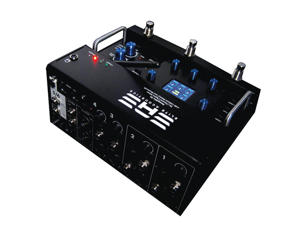 StompMix X6 Floor Digital Mixer with Lithium Battery and Bluetooth