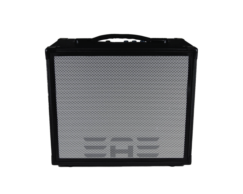 "Elite Acoustics ""EAE"" A6-55 100 Watt Acoustic Guitar Amplifier with Lithium Battery, 6 chan/efx and Bluetooth"
