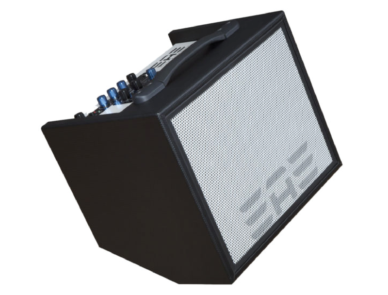 M2-6 (original) Battery Powered Acoustic Amplifier, 4 Channels, Mixer, Effects, and Bluetooth