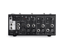 Elite Acoustics (EAE) StompMix X6 Six Digital pedalboard mixer with Lithium Battery and Bluetooth