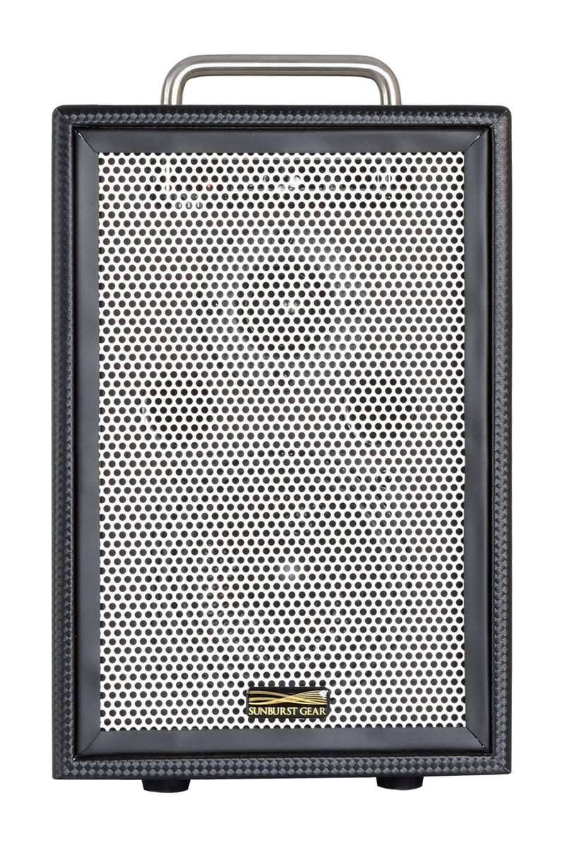 Sunburst Gear MM1P Compact Portable All-In-One PA Speaker System *No internal battery*