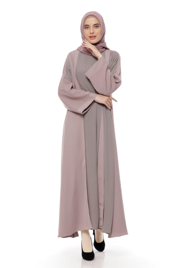 Dress Calista Purple