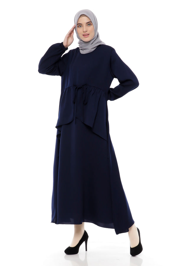 Dress Alzaira Navy