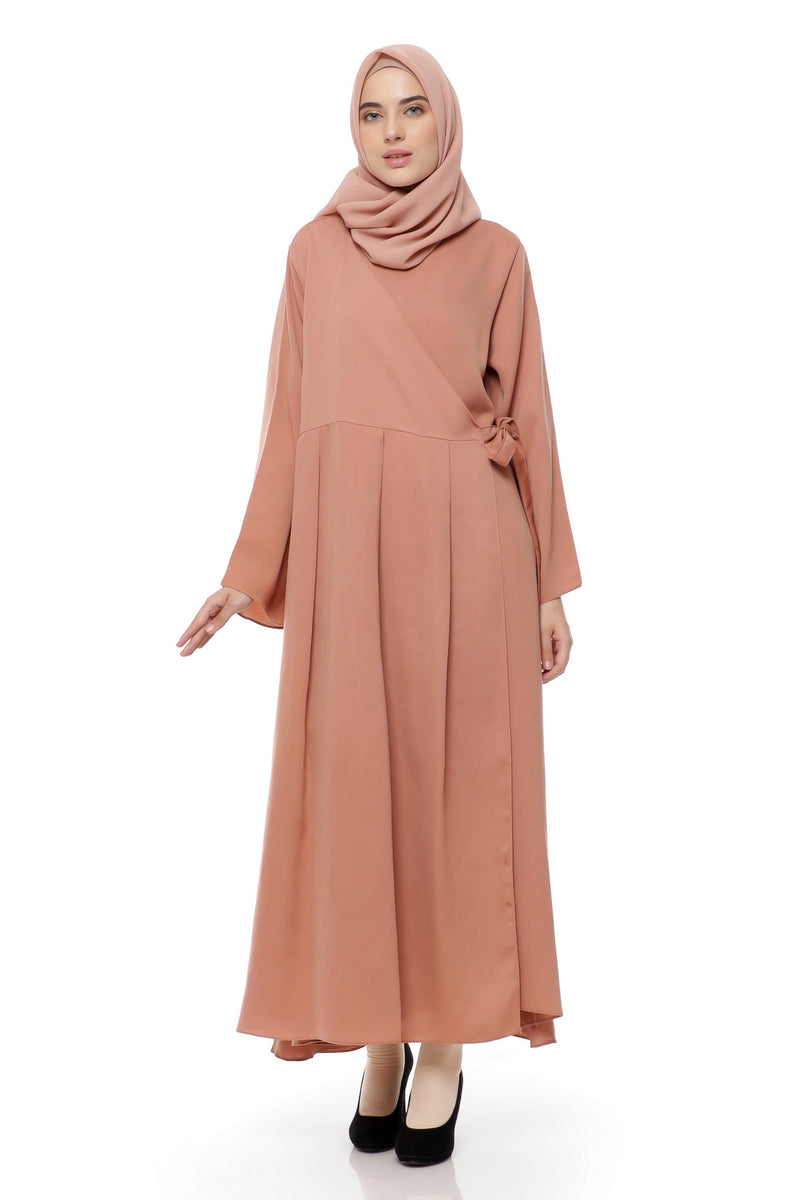 Dress Lateefa Orange