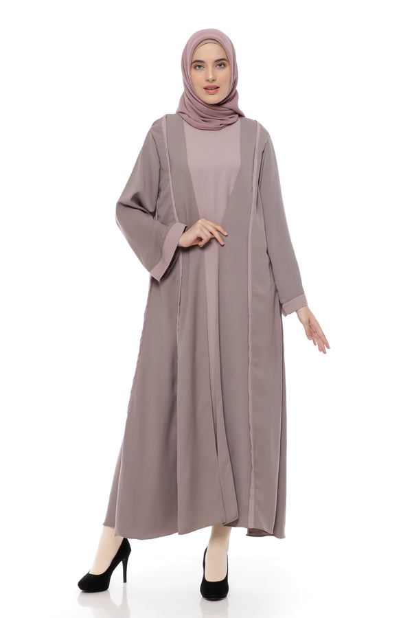 Dress Kamila Coffee