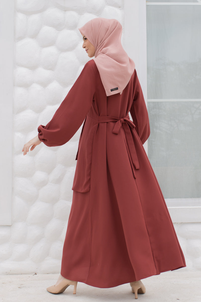Dress Julissa Flare Busui
