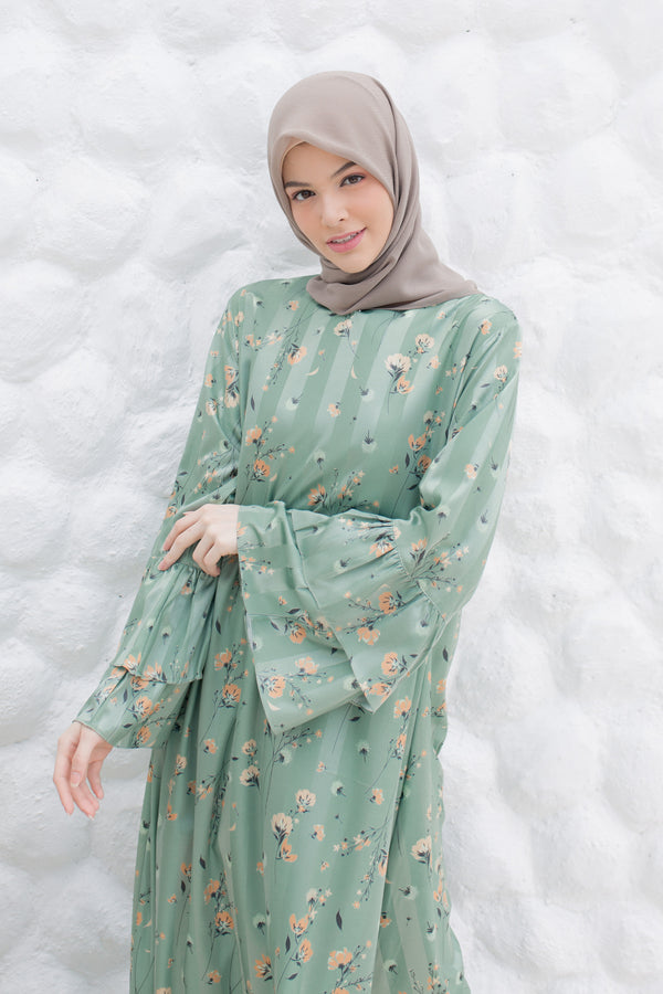 Dress Motif Liora Green