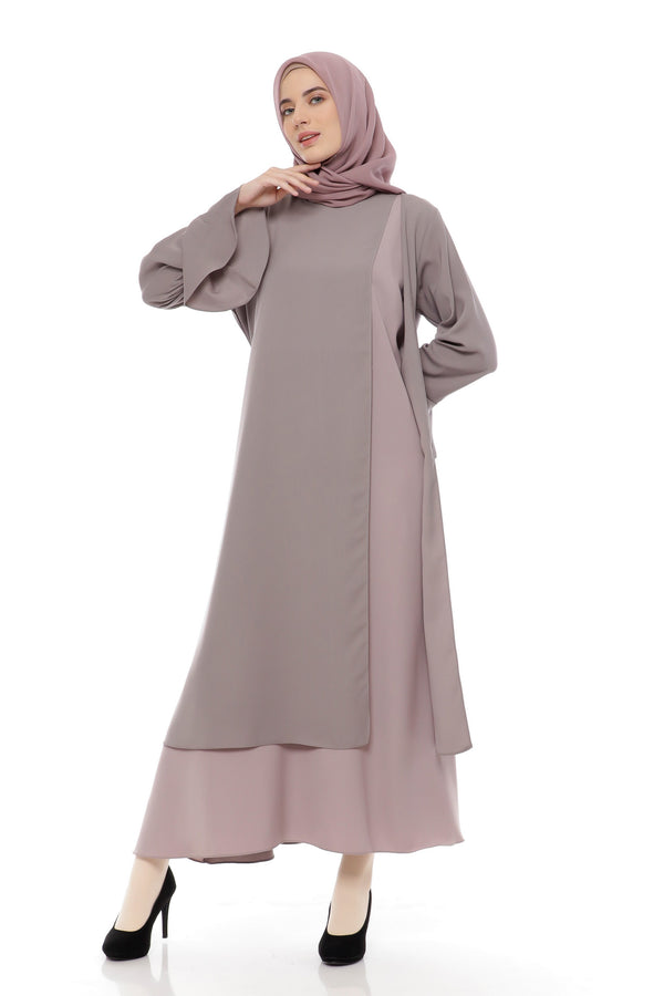 Dress Nabila Coffee