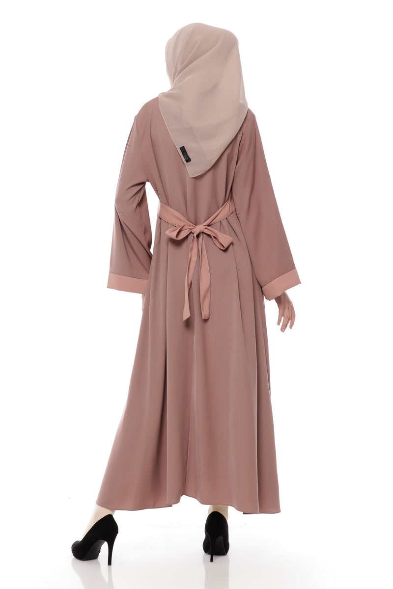 Dress Avika Choco