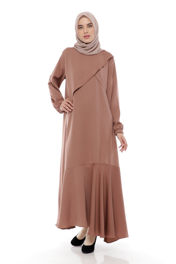 Dress Kinara Choco