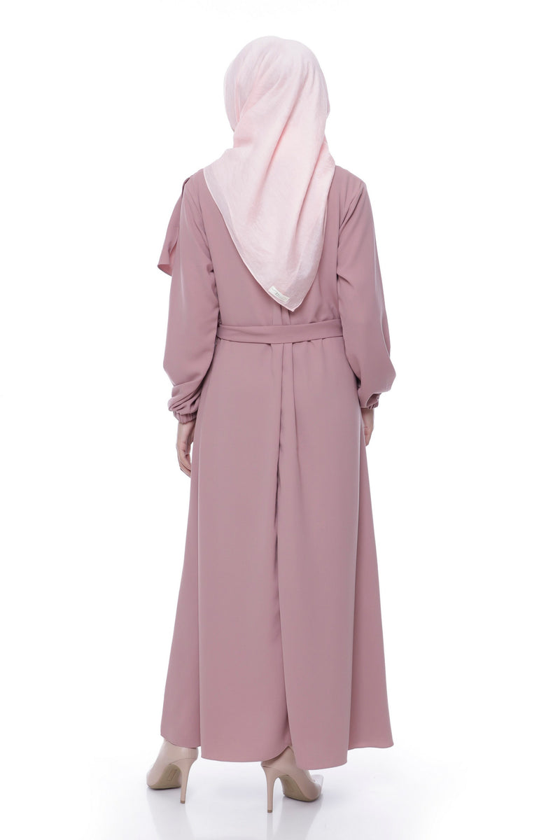 Dress Talina Dusty Pink