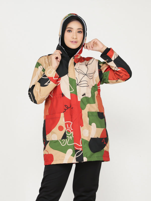 Istari All Over Print Jacket