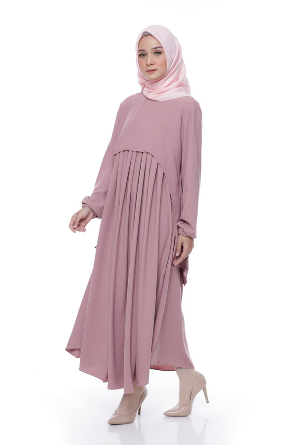 Dress Aileen Dusty Pink
