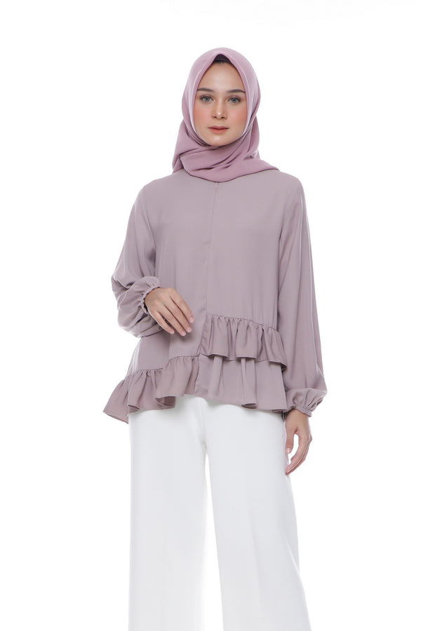 Blouse Zily Busui Purple