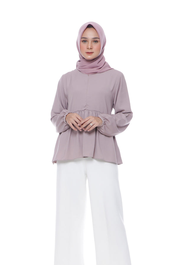 Blouse Sabrina Busui Purple