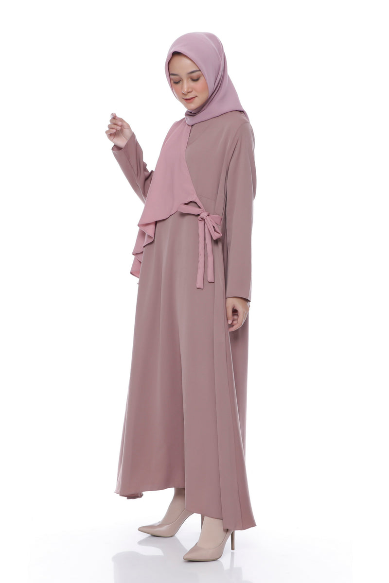 Dress Yashinta Busui Choco