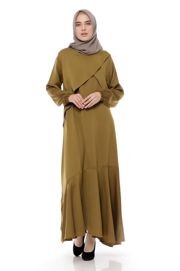 Dress Kinara Green