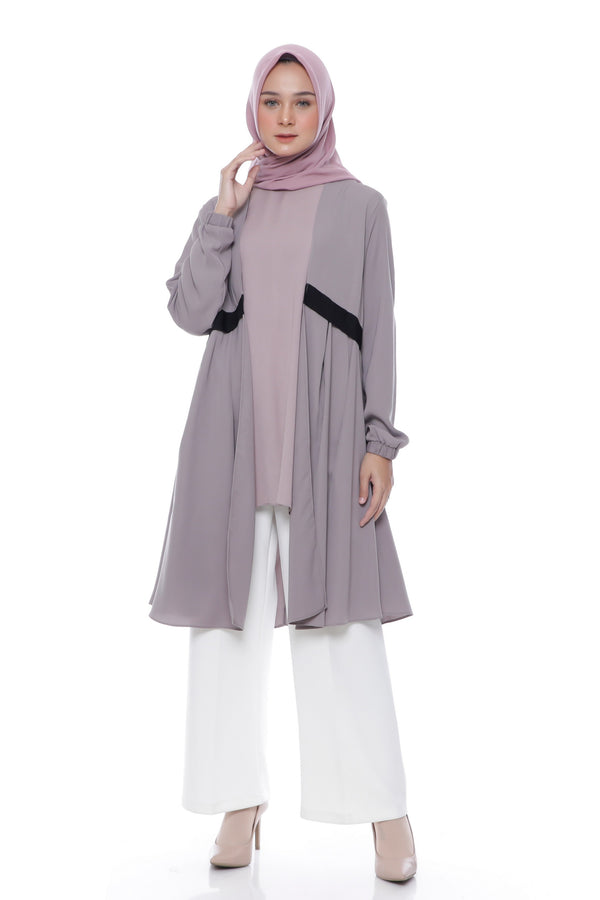 Tunik Lydia Coffee