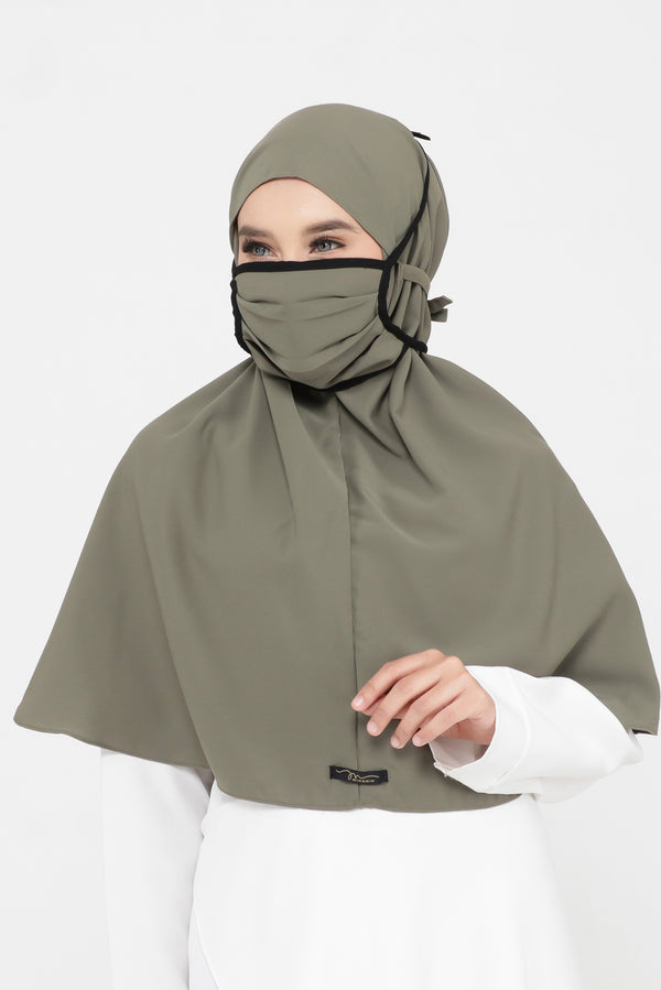 Bergo Daily Mimamim Green