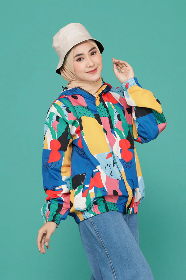 Evernoon All Over Print Jacket