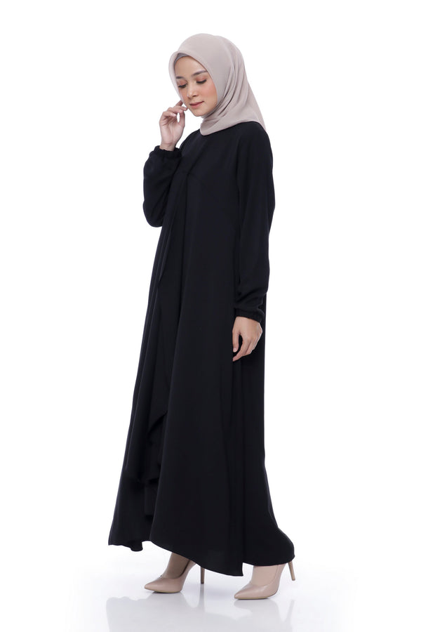 Dress Marzia Hitam