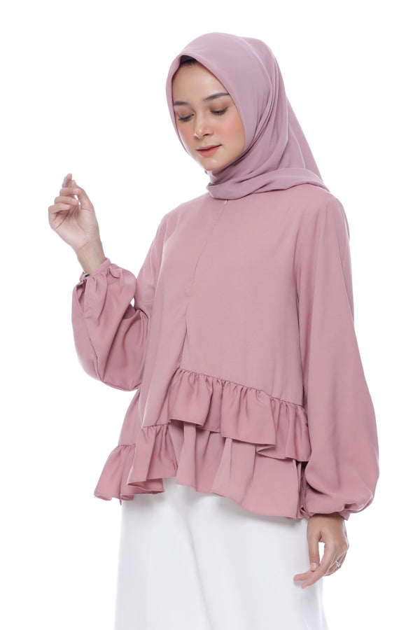 Blouse Zily Busui Dusty Pink
