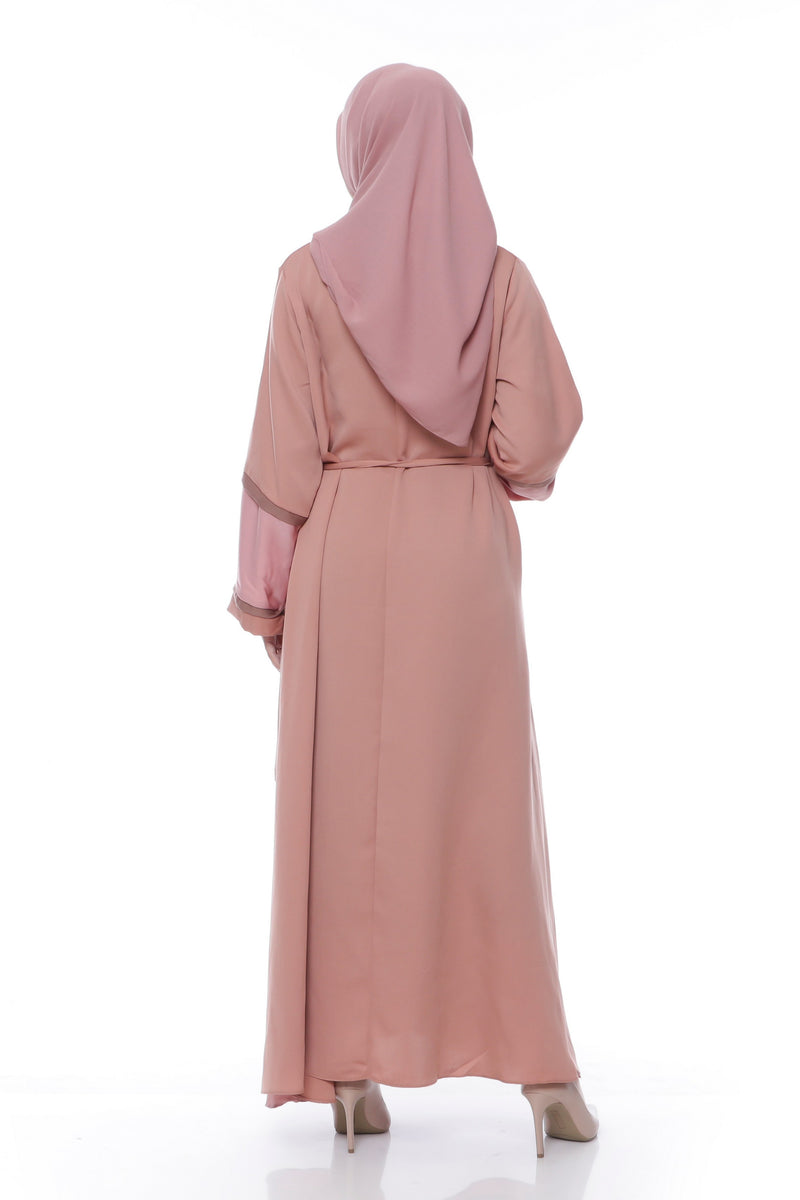 Dress Ghalya Busui Orange