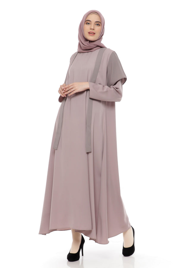 Dress Serin Purple