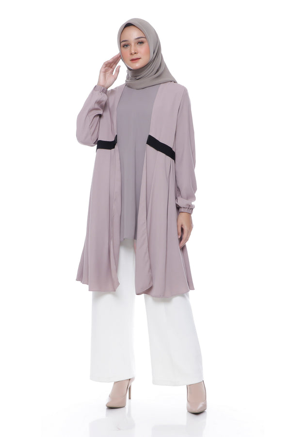 Tunik Lydia Purple