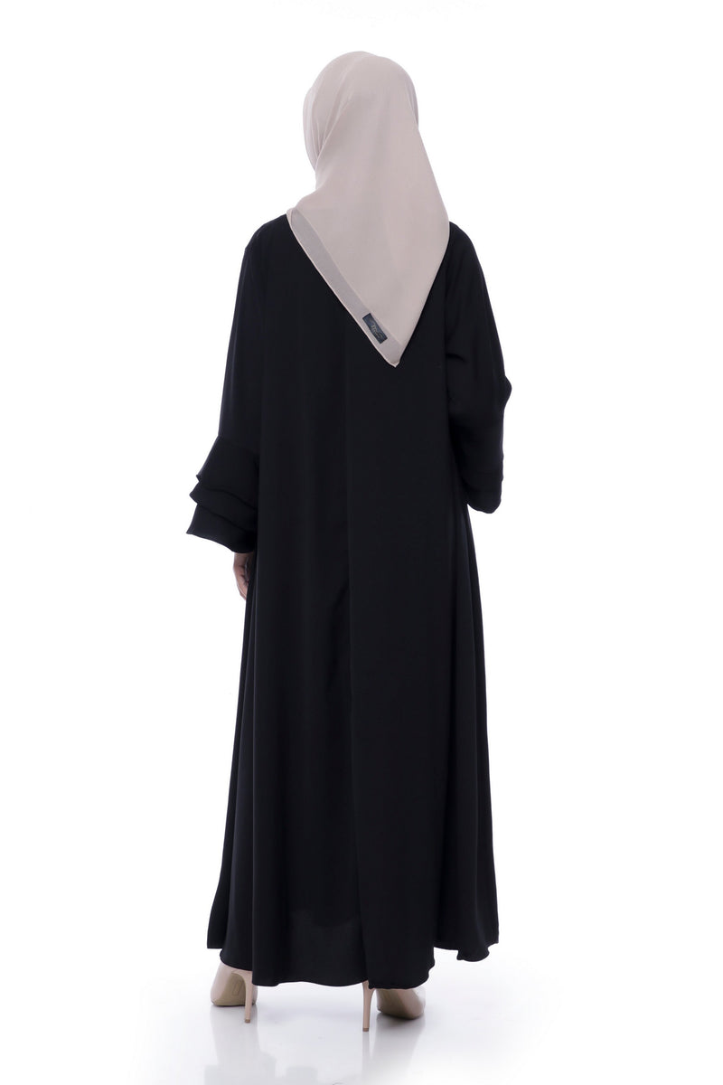 Dress Neck Bella Black