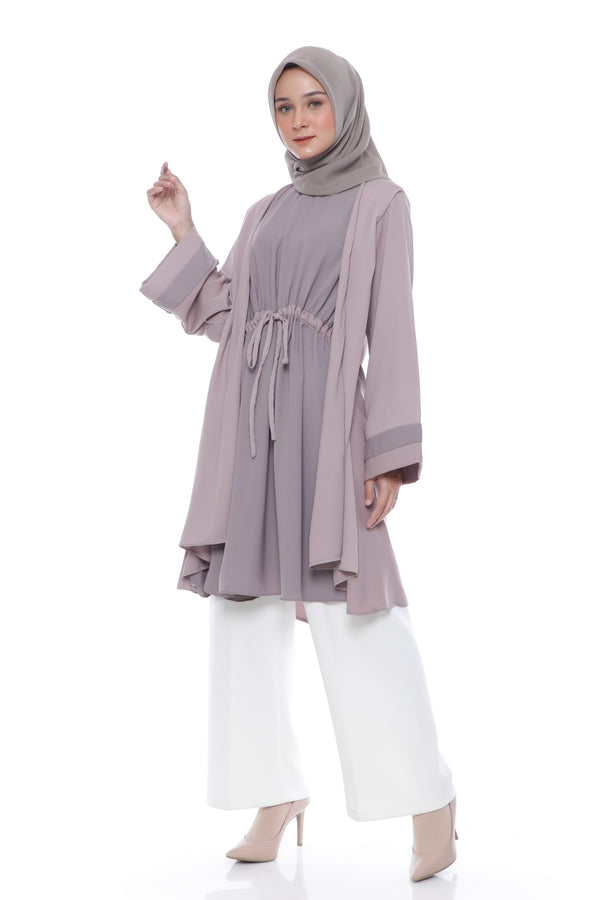 Tunik Azlina Purple