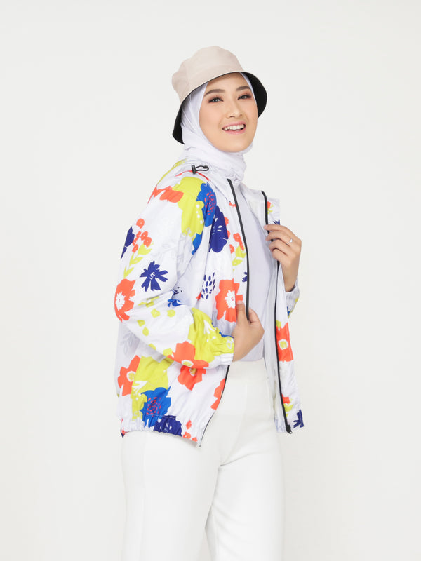 Dahayu All Over Print Jacket