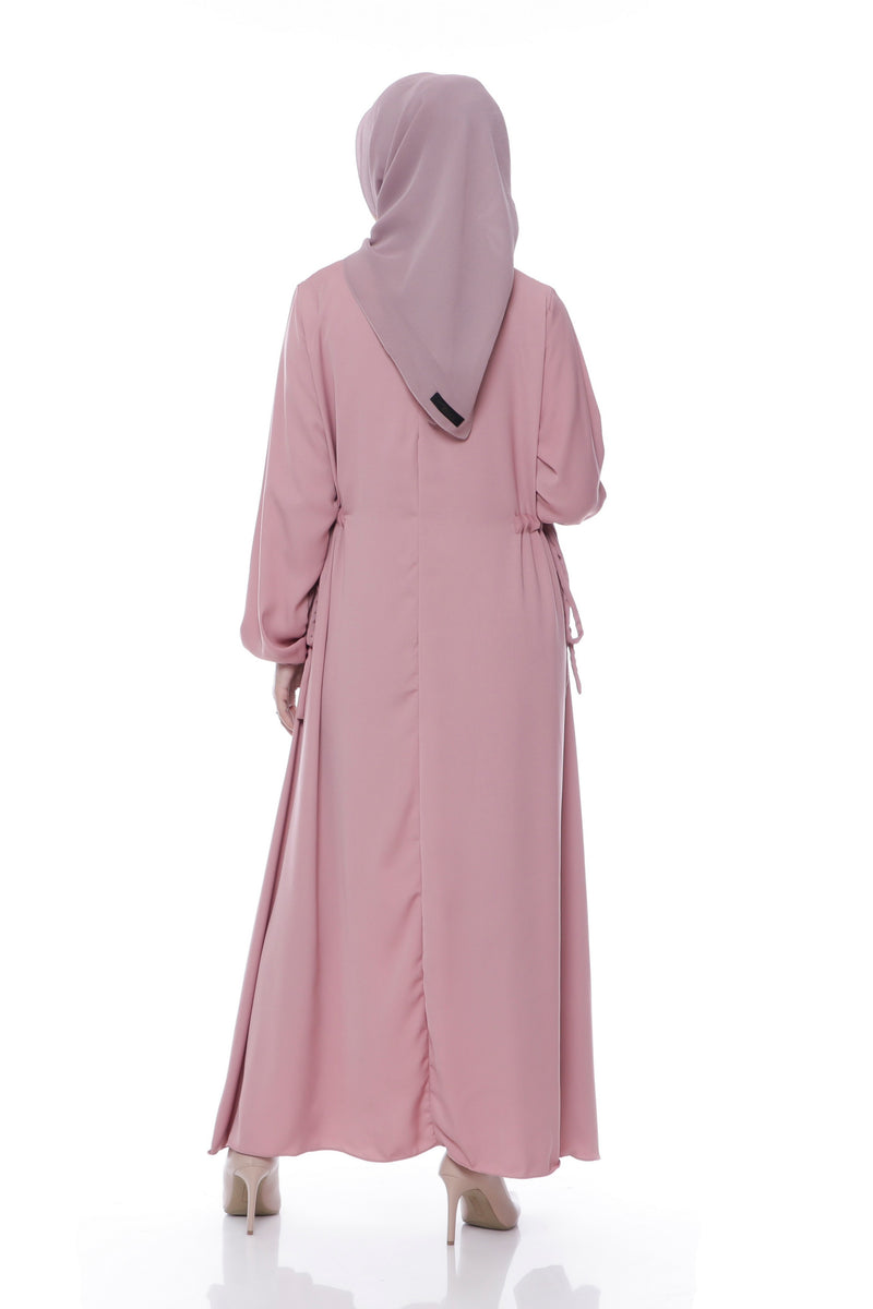 Dress Casandra Dusty Pink