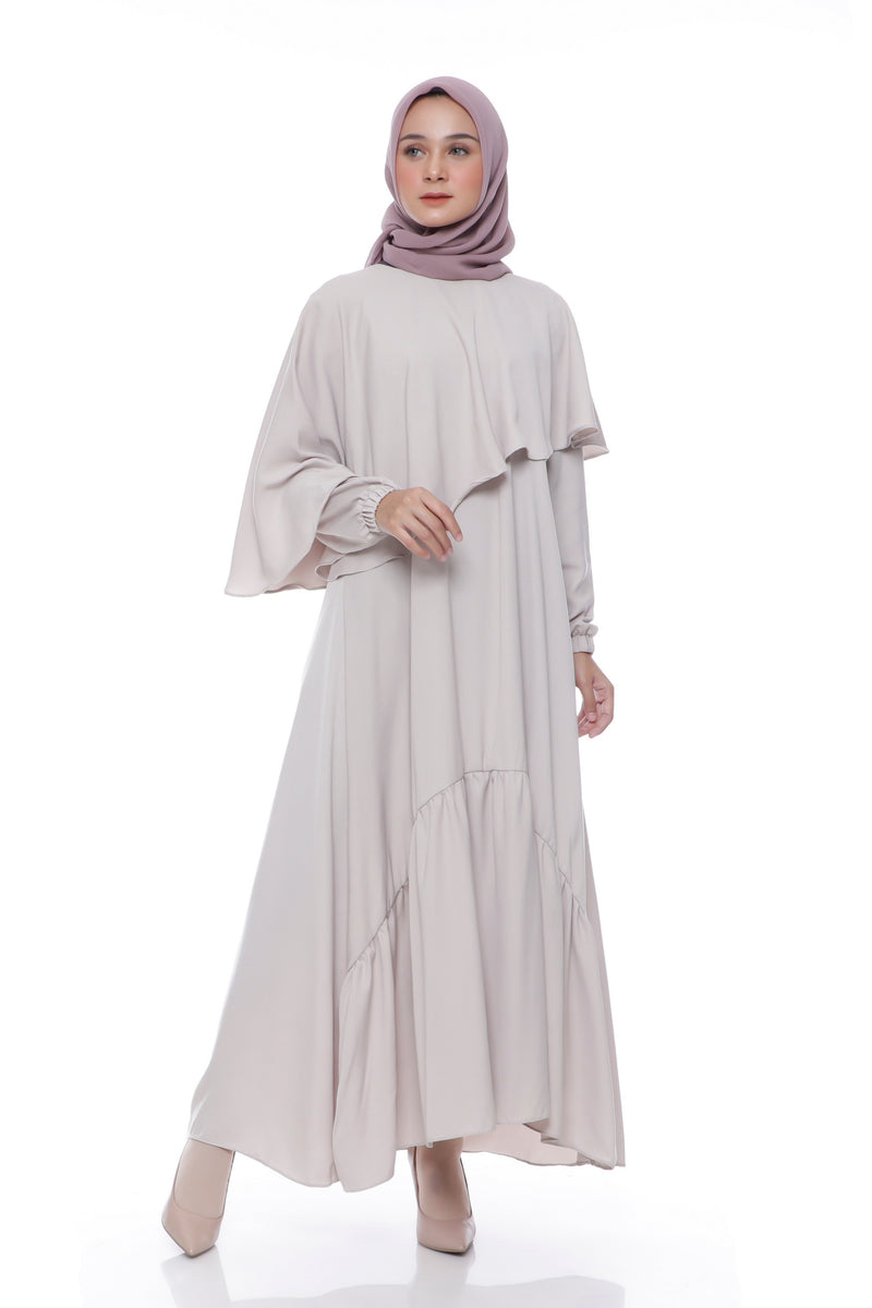 Dress Tamara Busui Cream