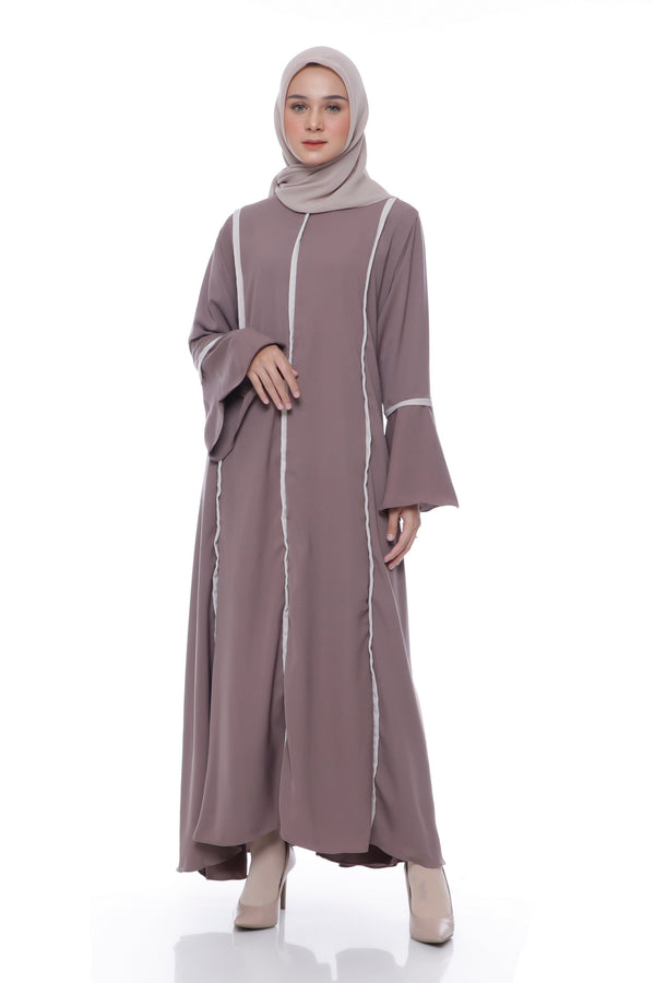 Dress Adella Brown